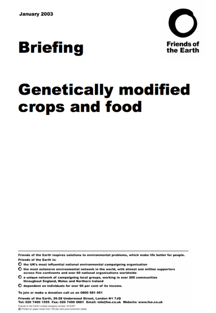 Genetically Modified Food Essay: The Benefits and Risks of GMO by ...